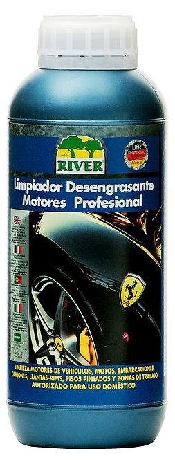 Limpiador Desengrasante Motores Profesional 1000 ml