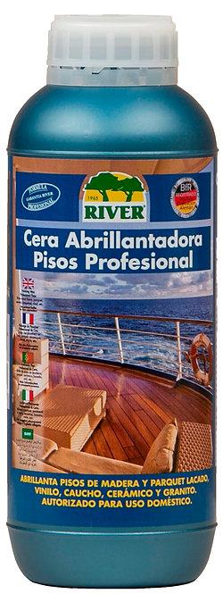 Cera Abrillantadora Pisos-Suelos Profesional 1000 ml