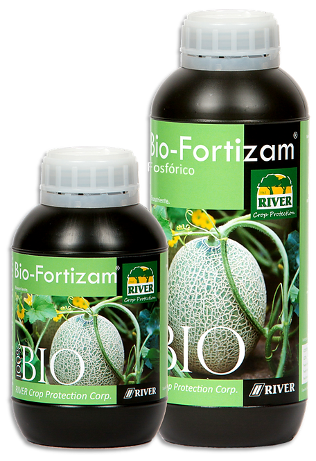 Bio-Fortizam FOSFÓRICO  Coadyuvantes Naturales. 4 lt/ 1 gal.