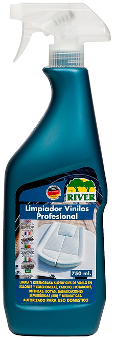 Limpiador Vinilos Profesional 750 ml