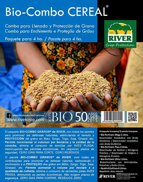 BIO-COMBO CEREAL Llenado y Protección Cereales