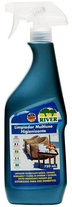 Limpiador Multiuso Higienizante Profesional 750 ml.