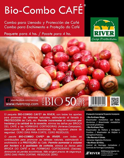 BIO-COMBO CAFÉ Llenado y Protección Cafetales