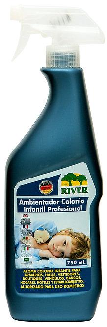 Ambientador Colonia Infantil Profesional 750 ml