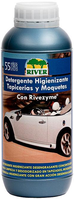 Detergente Higienizante Tapicerías y Moquetas Profesional 1000 ml.