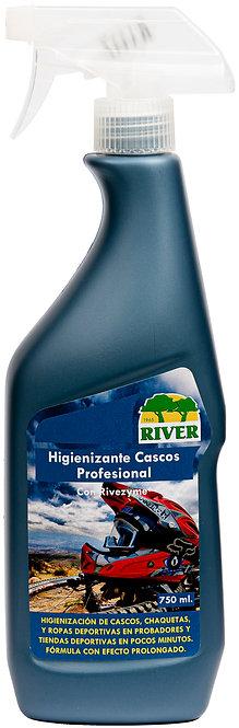 Higienizante Cascos Profesional 750 ml.