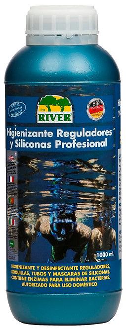 Higienizante Reguladores y Siliconas Profesional 1000 ml