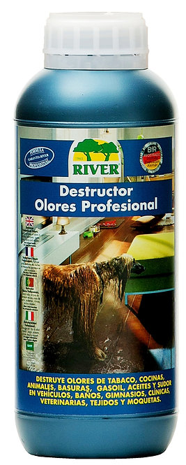 Destructor Olores Profesional 1000 ml