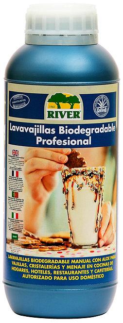 Lavavajillas Biodegradable Profesional 1000 ml