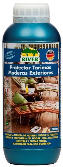 Protector Tarimas Maderas Exteriores Profesional 1000 ml