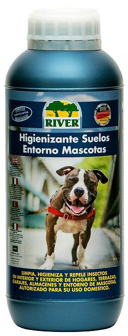 Higienizante Suelos Entorno Mascotas 1000 ml