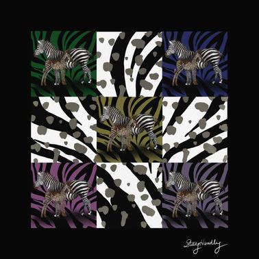Zebra_Set-__Striped_And_Spotted_Backgrou