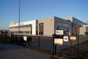 Przebudowa hali produkcyjno - magazynowej firmy DSM, Niepruszewo