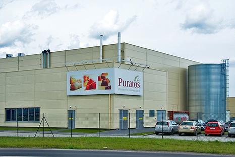 Przebudowa hali produkcyjno - magazynowej firmy PURATOS, Kostrzyn Wlkp.