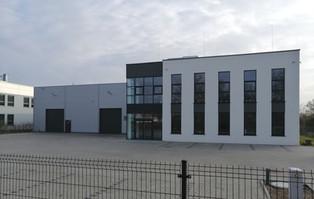 Budynek biurowo - magazynowy, Swadzim