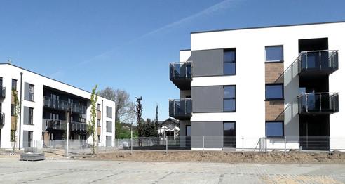 Zespół dwóch budynków mieszkalnych wielorodzinnych, Bydgoszcz