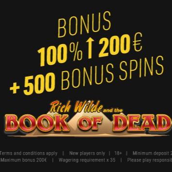 VIPs Casino updates their first deposit offer!