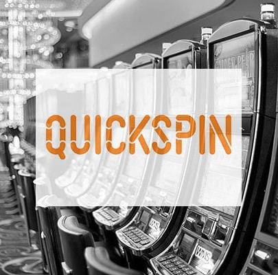 Quickspin games available now!