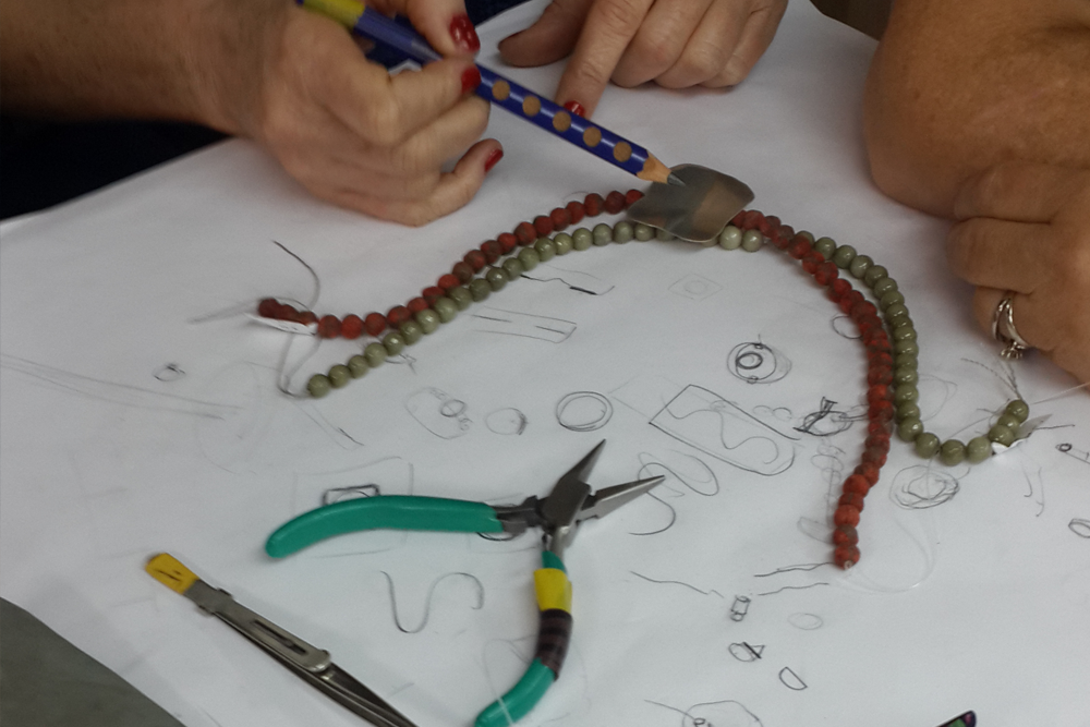 בית הספר ללימודי צורפות - יעל אסל
