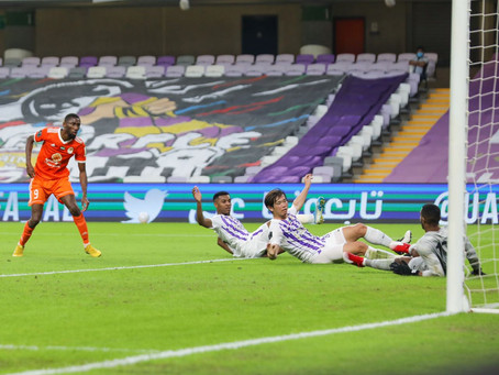Ajman Eliminates Al-Ain and Qualifies For The QFs of The President's Cup