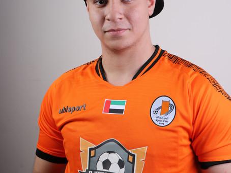 Ajman Club E-League FIFA Champion 2021