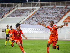 The Orange Brigade's Reserve Team Defeats Al-Nasr 1-0