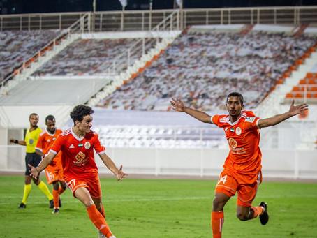 The Orange Brigade's Reserve Team Defeats Al-Nasr 1-0