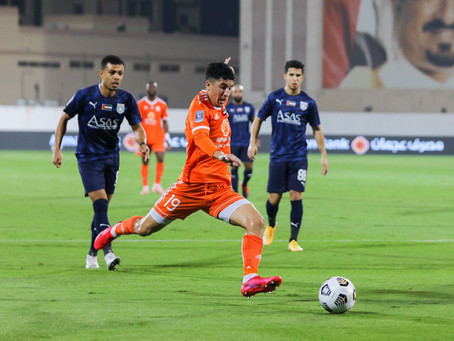 Ajman Farewells The Arabian Gulf Cup After Losing to Fujairah
