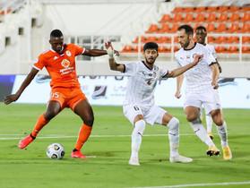 Ajman draw with Al Jazira in six-goal thriller