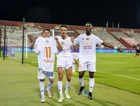 Ajman secure Arabian Gulf League safety with win over Fujairah