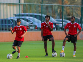 The 21 Youth team start preparing for the new season