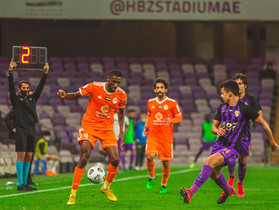 A Negative Draw Between Ajman and Al-Ain