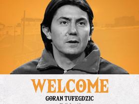 Th new Coach is Goran Tovaric