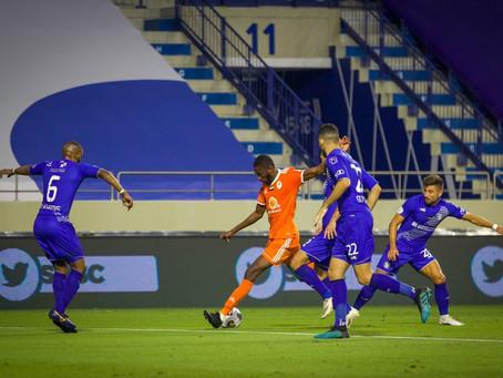 Ajman Loses 3-0 to Al-Nasr
