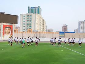 Ajman Begins Preparation for the New Season