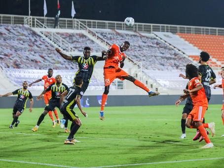 The Orange Brigade Loses The Second Round To Al-Ittihad Kalba