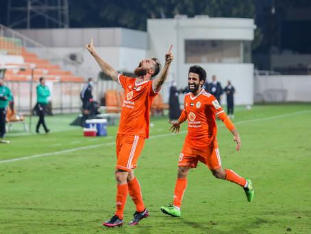 Ajman Club Records Their First League Victory vs. Al-Fujairah