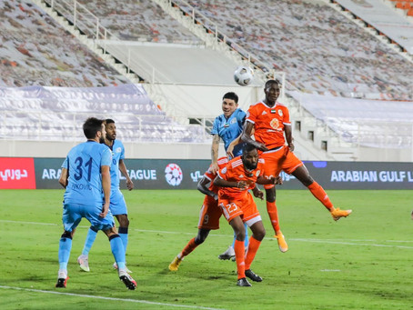 A Negative Draw In The Face of The Orange Brigade and Bani Yas
