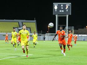 Ajman U-21 Loses 1-0 Against Al-Ittihad Kalba