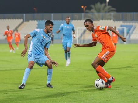 Ajman FC Reserve Team Loses To Baniyas 2-1