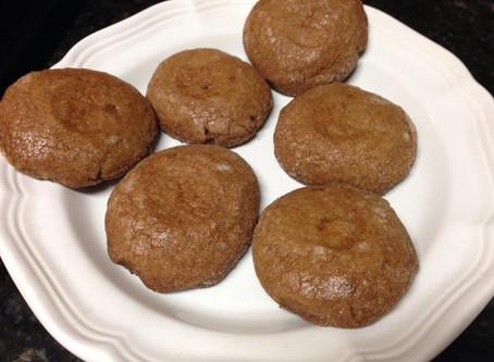 Crackly-Top Spice Cookies