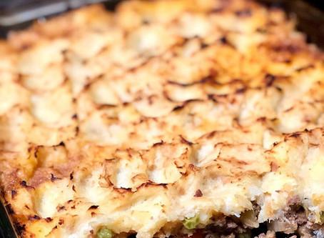 Shepherd's Pie - with a twist.
