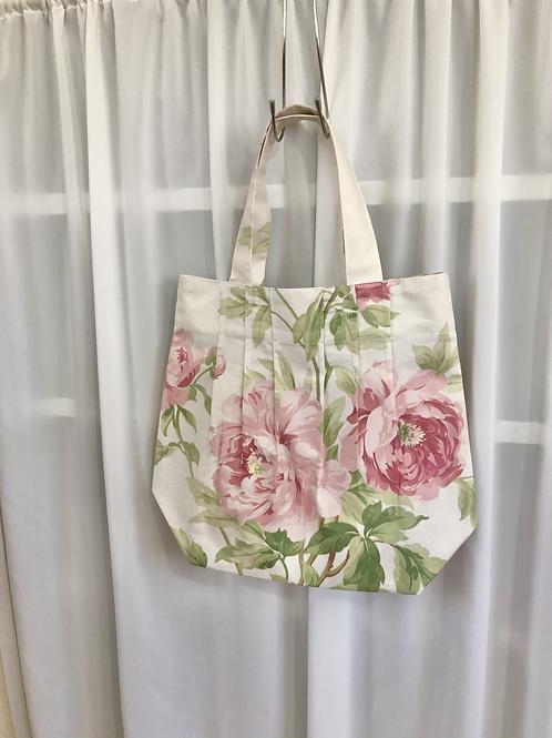 ショッピングバッグ『花柄・B』