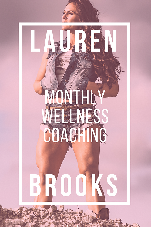 Monthly Wellness Coaching