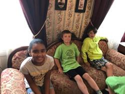 Field Trip to Lizzie Borden's House