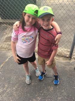 Bravehearts Baseball Game Trip