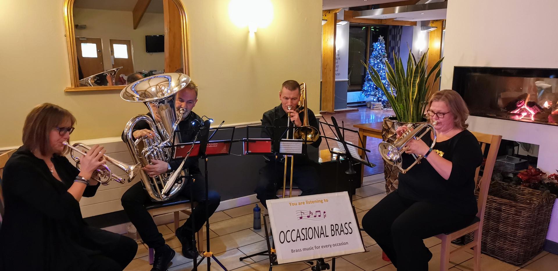 Draycote Hotel, 2019