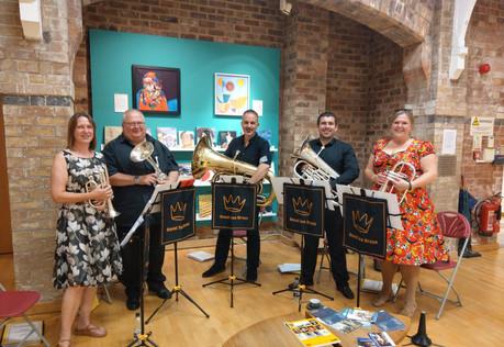 Leamington Art Gallery, July 2018