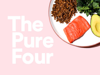 Pure Foundations: Balanced Meals