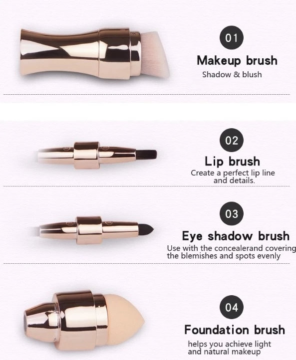 Makeup Brush for Travel